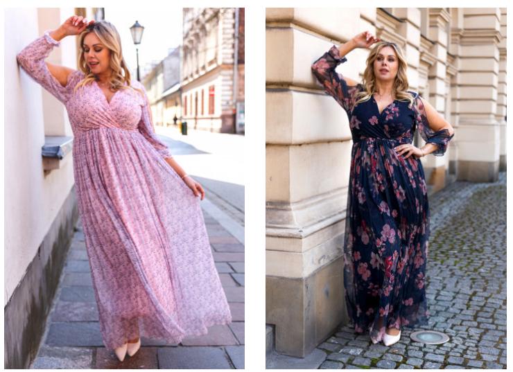 TOP Sukienki plus size na 2021 – Te kategorie rządzą!