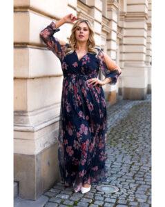 Sukienka długa z sklepu Cavaricci